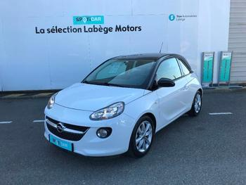 OPEL Adam 1.4 Twinport 87ch Unlimited Start/Stop occasion éligible à la prime à la conversion en vente à Labege à 9480 €