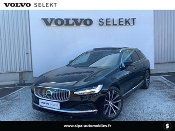 VOLVO V90 T8 AWD Recharge 303 + 87ch Inscription Luxe Geartronic occasion éligible à la prime à la conversion en vente à Lormont à 72900 €