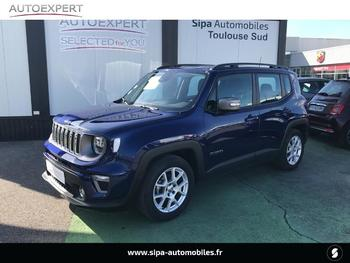 JEEP Renegade 1.6 MultiJet S&S 120ch Limited occasion éligible à la prime à la conversion en vente à Toulouse à 18990 €