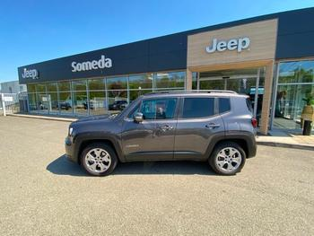 JEEP Renegade 1.3 GSE T4 190ch 4xe Limited AT6 occasion éligible à la prime à la conversion en vente à Toulouse à 34990 €